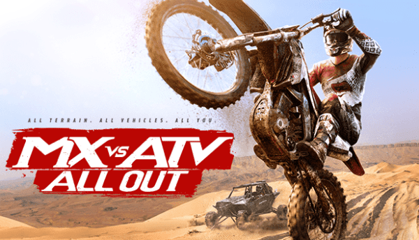 MX vs ATV All Out Anniversary Edition available now
