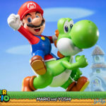 First 4 Figures unveils its Mario and Yoshi collectible statue