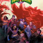 Comic Book Preview – Mighty Morphin Power Rangers #37