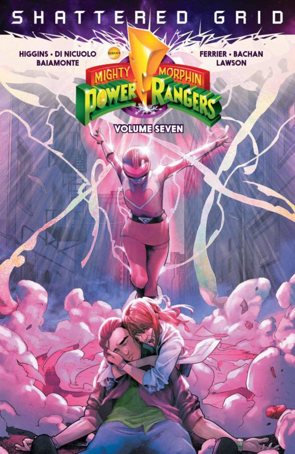 Comic Book Preview – Mighty Morphin Power Rangers Vol. 7: Shattered Grid