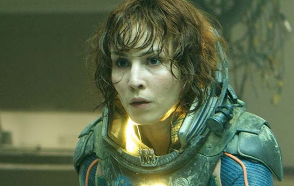 Noomi Rapace's original role in Alien: Covenant detailed