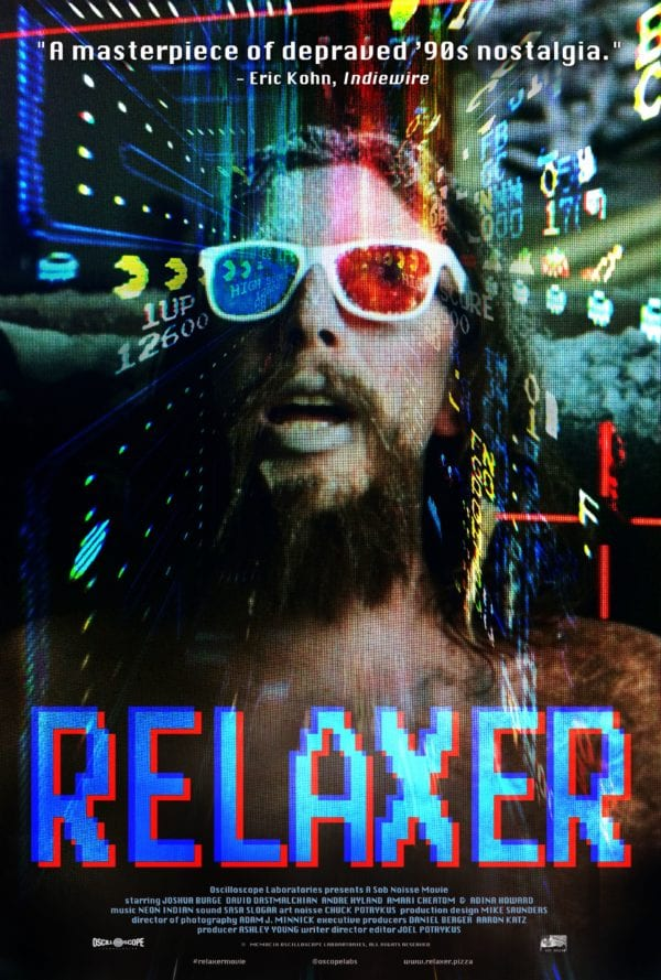 Movie Review – Relaxer (2018)