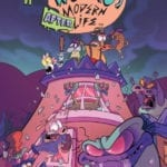 Boom! Studios unveils first look preview of Rocko's Modern Afterlife #1