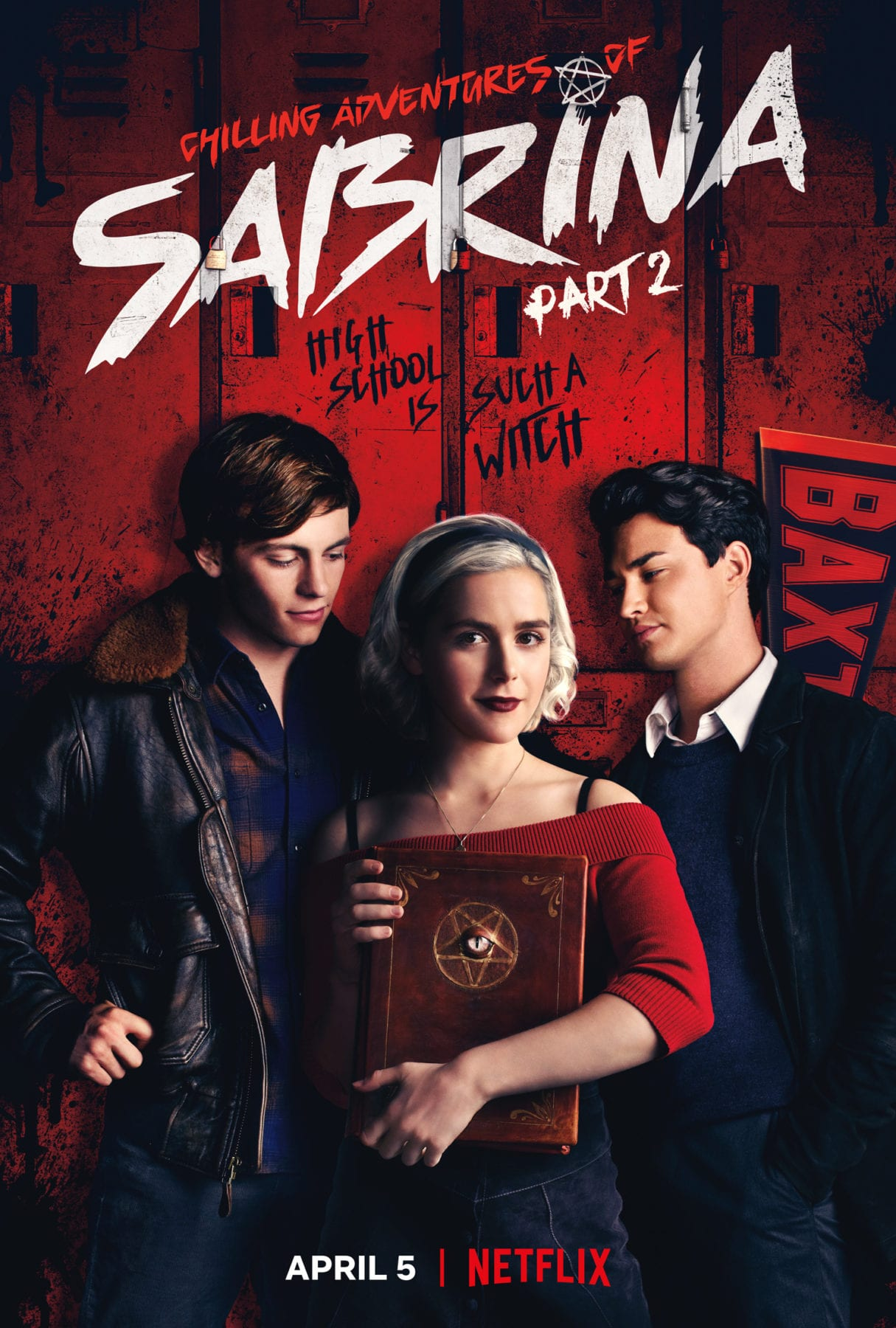Netflix Releases Chilling Adventures Of Sabrina Season 2