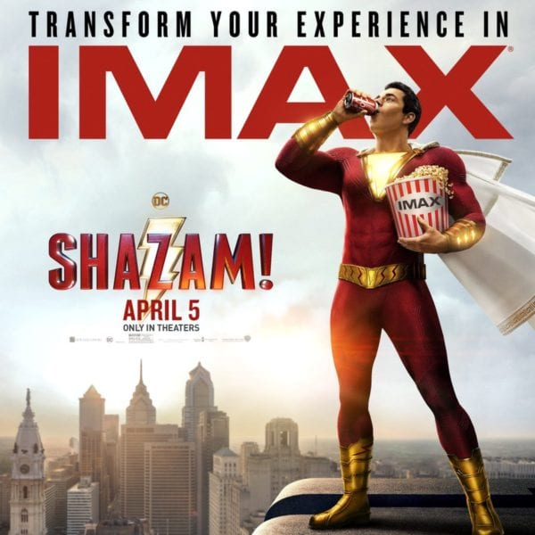 Shazam! gets an international trailer packed with new footage