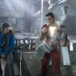 Three new images from Shazam! released