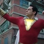 Exclusive Interview – Zachary Levi discusses his role as Shazam!