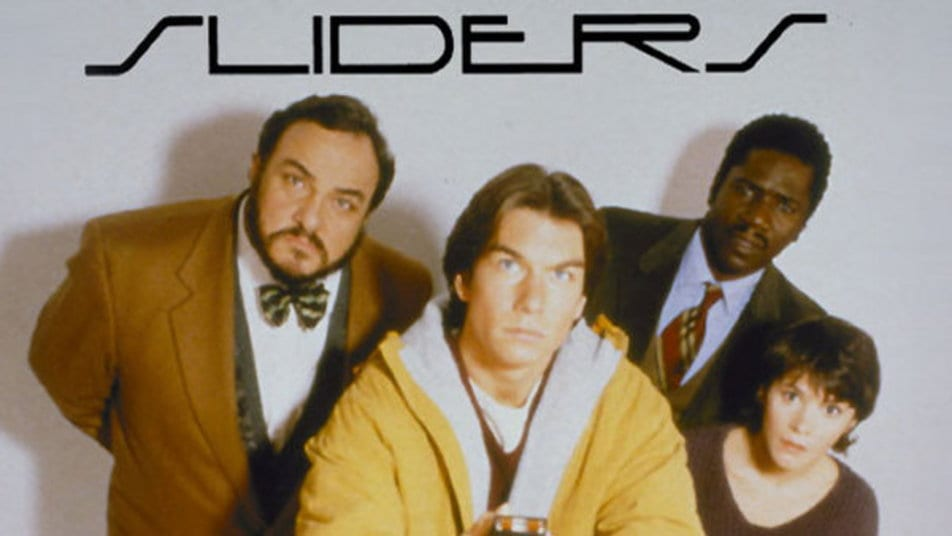 Exclusive: John Rhys-Davies and Jerry O'Connell talking to NBC about potential Sliders revival