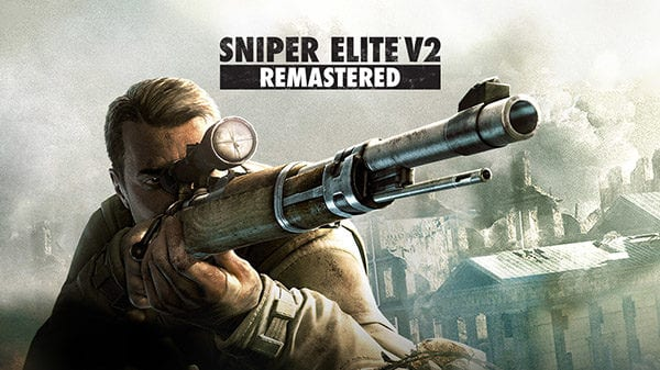 Sniper Elite V2 getting remastered, 3 heading to Switch