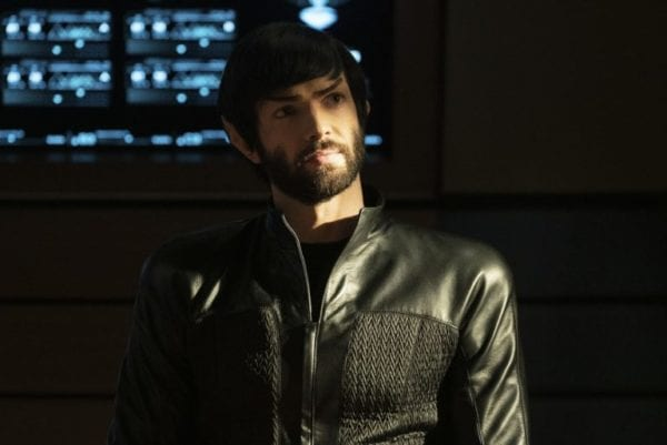 Promo and images for Star Trek: Discovery Season 2 Episode 10 – 'The Red Angel'