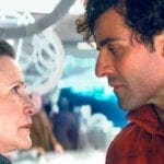 Oscar Isaac discusses Poe's relationship with Leia in Star Wars: Episode IX
