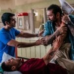 First images from Stuber starring Dave Bautista and Kumail Nanjiani