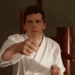 Jesse Eisenberg learns The Art of Self-Defense in trailer for new dark comedy