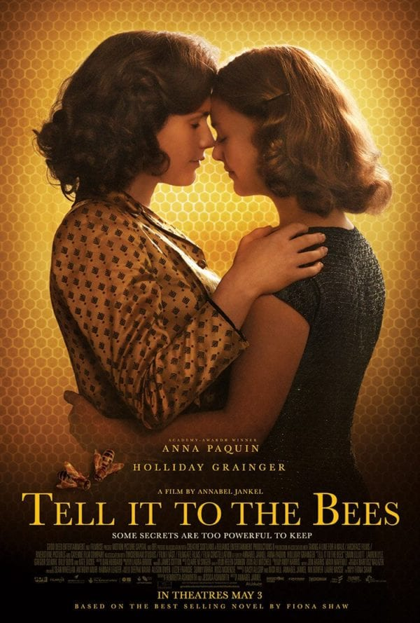 Anna Paquin and Holliday Grainger are lovers in trailer for Tell It to the Bees