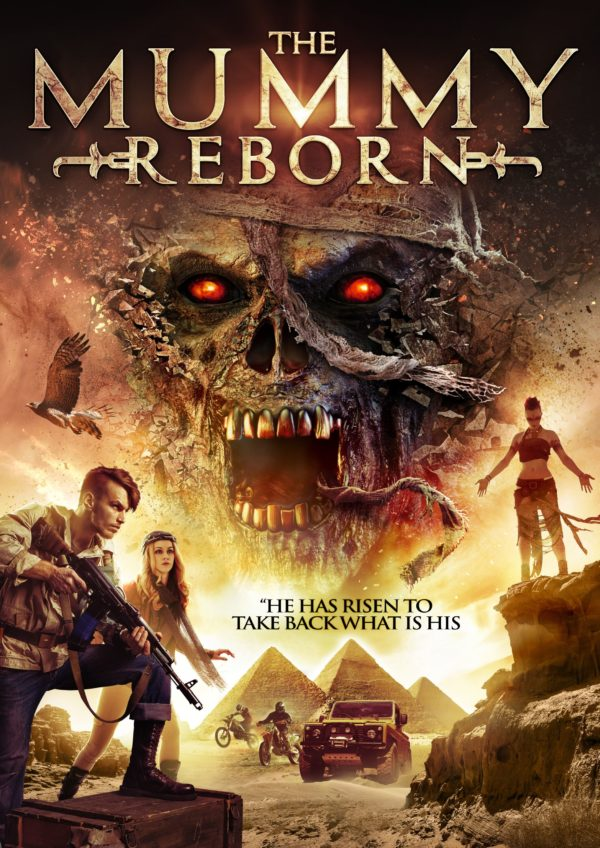 Trailer, poster and images for The Mummy Reborn