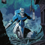 Comic Book Review – Transformers #2