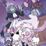 Comic Book Preview – Vamplets: The Undead Pet Society: Scary Rottens