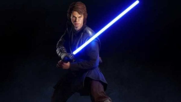 Anakin Skywalker joins Star Wars Battlefront II