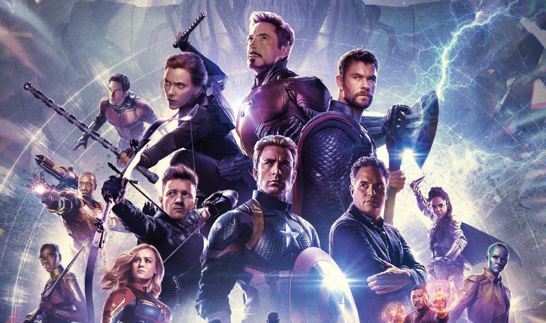 Avengers Endgame Abspann