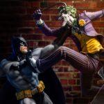 Batman vs. The Joker diorama incoming from Iron Studios