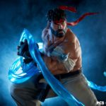Pop Culture Shock's Street Fighter V Battle Ryu statue available to pre-order now