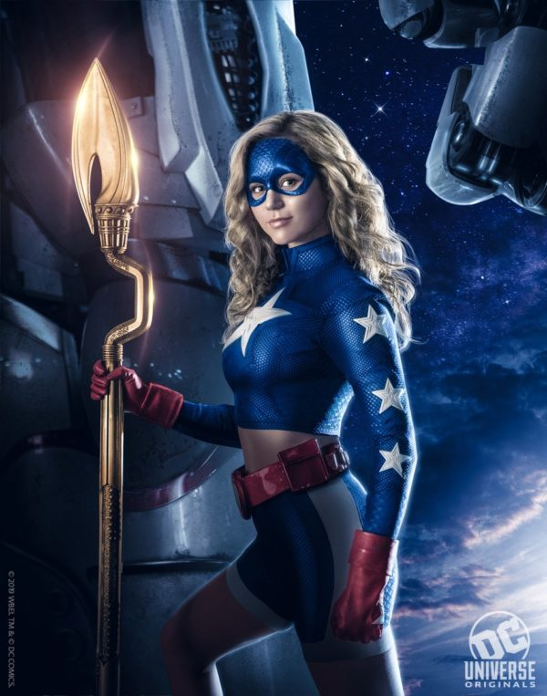 First look at Brec Bassinger as Stargirl in DC Universe series