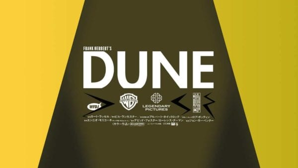 Denis Villeneuve's Dune gets official synopsis and cast list as filming begins