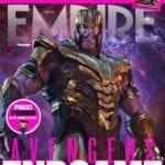 Empire's Avengers: Endgame covers revealed