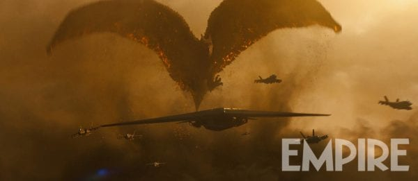 Godzilla: King of the Monsters image showcases Rodan