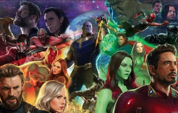 Kevin Feige describes the first 22 Marvel movies as 'The