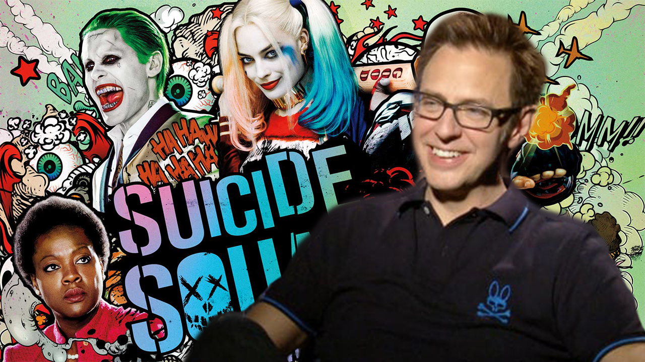 James Gunn praises David Ayer for his Suicide Squad castings