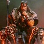 Arnold Schwarzenegger on why the King Conan film hasn't happened yet