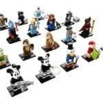 LEGO's Disney Collectible Minifigures Series 2 revealed