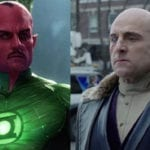 Mark Strong compares his villain roles in Shazam! and Green Lantern