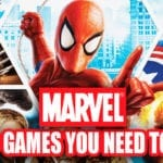 5 Marvel Video Games You Need to Play