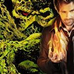 Matt Ryan wants to reprise Constantine role for Swamp Thing