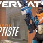 Baptiste takes the Overwatch hero roster up to 30