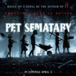 Giveaway – Win Pet Sematary goody bags – NOW CLOSED