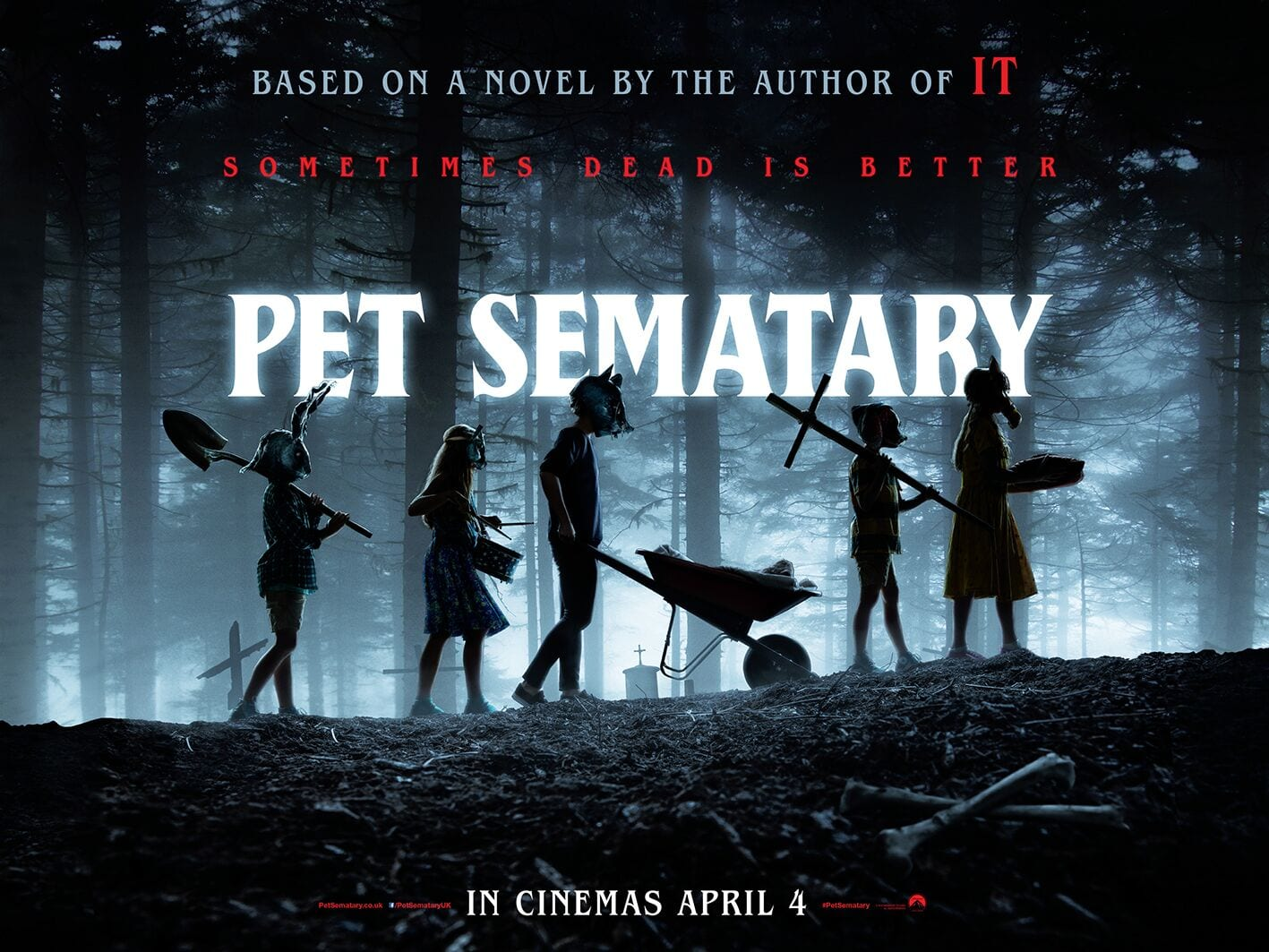 Movie Poster 2019: Movie Review - Pet Sematary (2019)