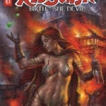 Dynamite announces Red Sonja: Birth of the She-Devil