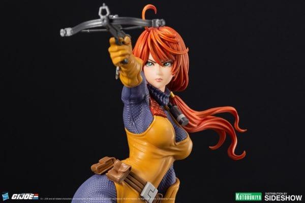 Kotobukiya Bishoujo 1//7 G.I PRE-ORDER JOE: A Real American Hero Scarlet