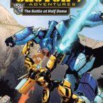 Get a sneak peek at the Bumblebee – Sector 7 Adventures comic book