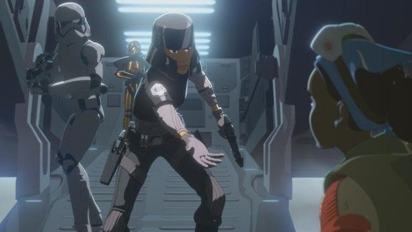 Star Wars Resistance Season Finale Review – 'No Escape: Part Two'
