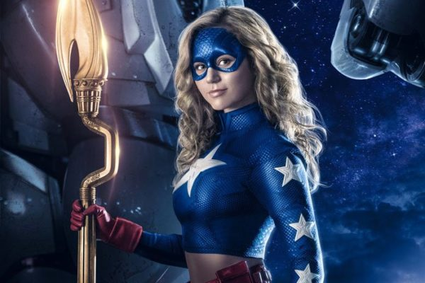 DC Universe's 'Stargirl': First Look At Courtney Whitmore's Super Suit