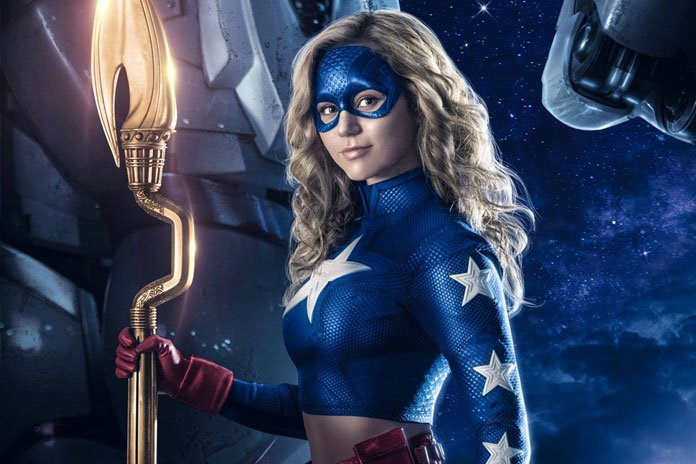 Rumour: Stargirl series could move from DC Universe to The CW