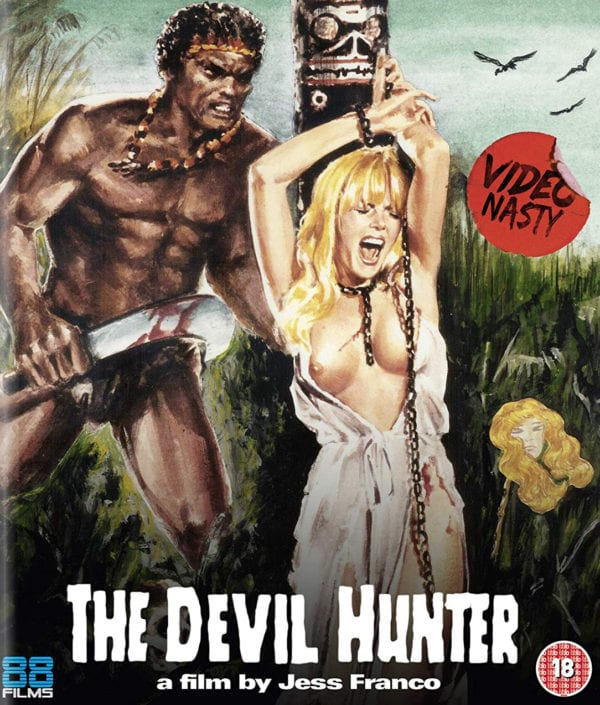 Cannibal horror Devil Hunter coming to Blu-ray for the first time in the UK