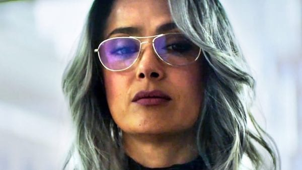 First clip from The Hummingbird Project starring Salma Hayek
