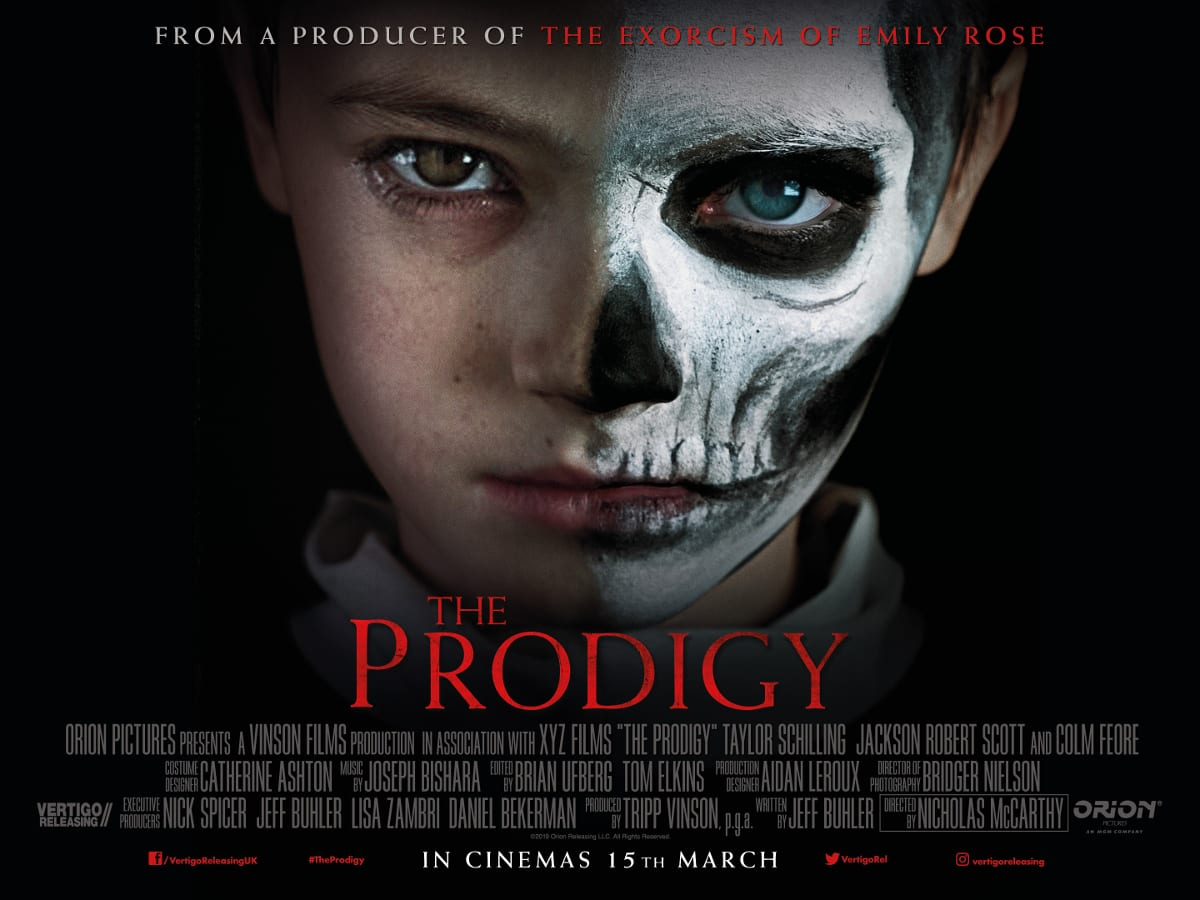 2019 Movies Horror Poster: Movie Review - The Prodigy (2019)