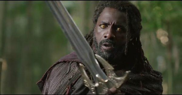 Idris Elba joining comic book adaptation Mouse Guard