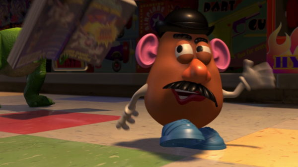 Toy Story 4 Director Confirms That Mr Potato Head Will Be